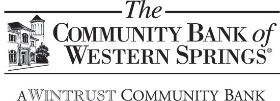 Community Bank of Western Springs logo